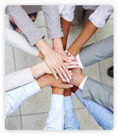 Esprit d'équipe entreprise